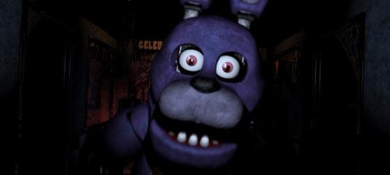 Bonnie from the first game