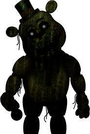 Phantom Toy Freddy