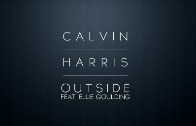Outside: Calvin Harris: (new)