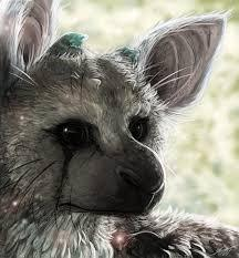 Trico(The last Gaurdian game)