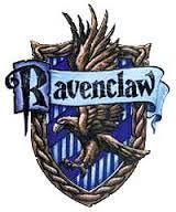 She belongs in Ravenclaw!