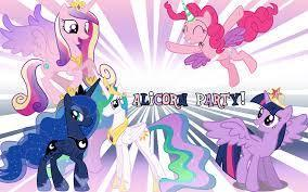 alicorn ponys