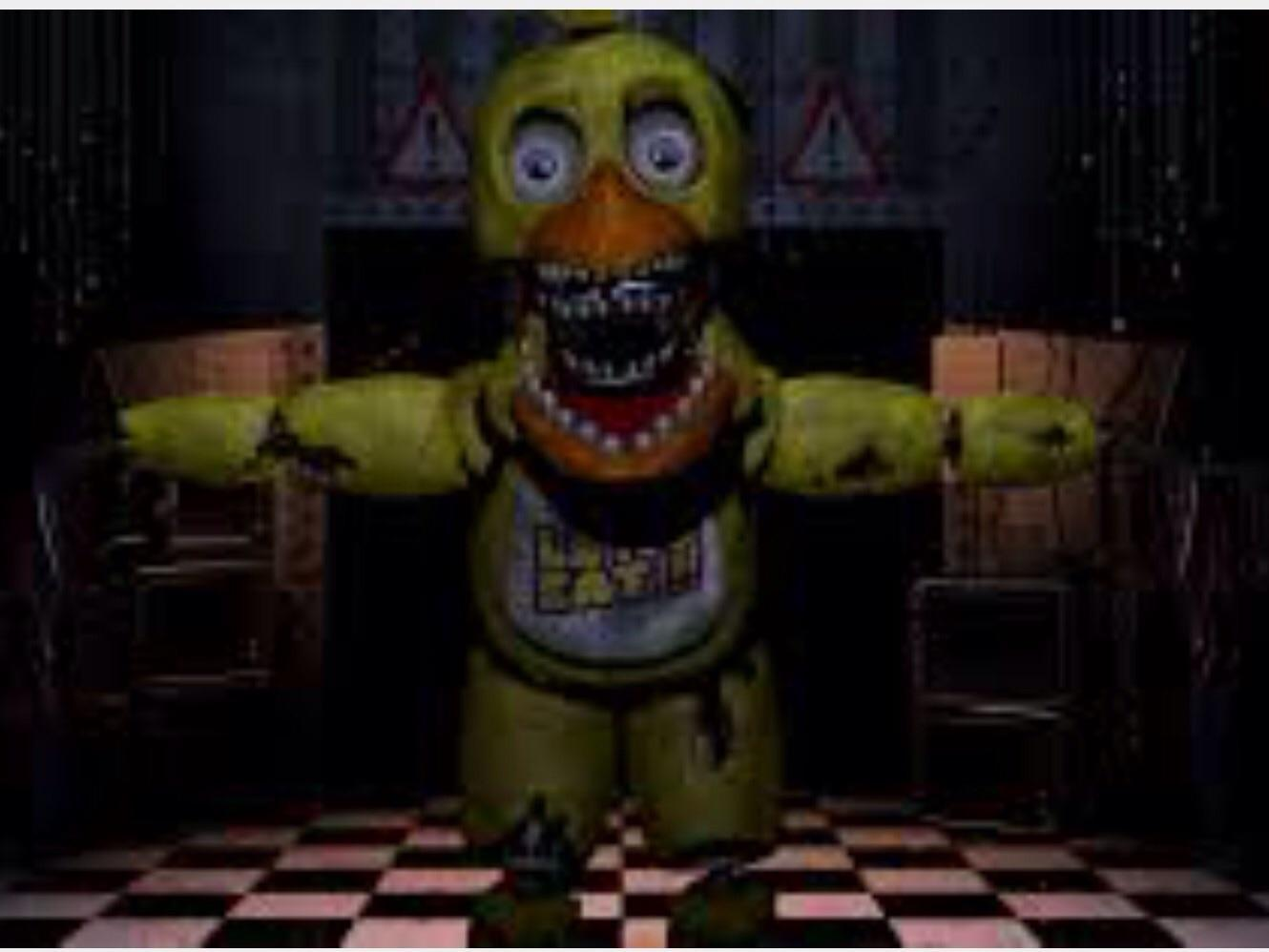 Withered/Old Chica