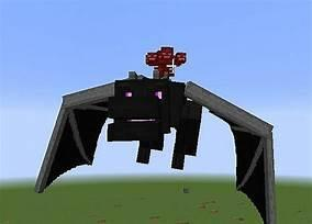Witherboss and The Ender Dragon