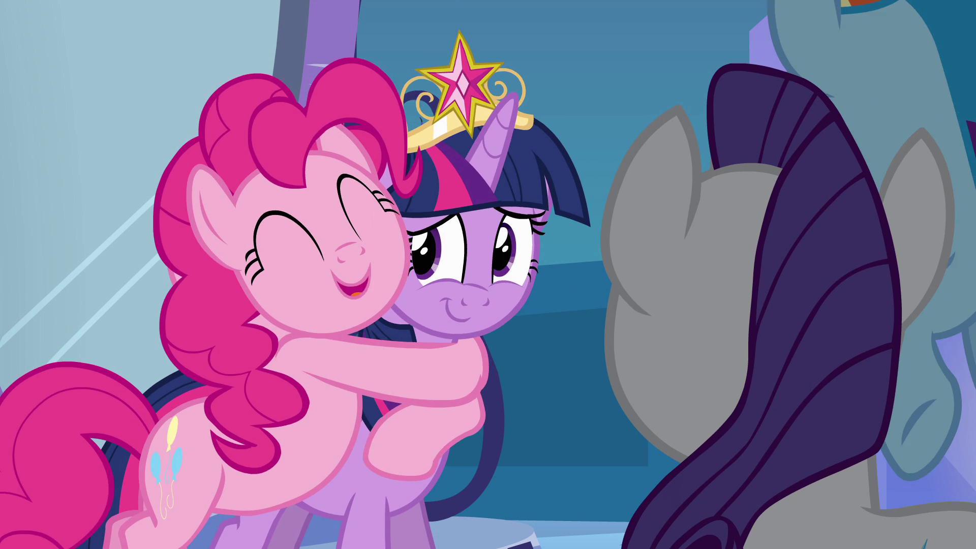 Twilight x Pinkie Pie