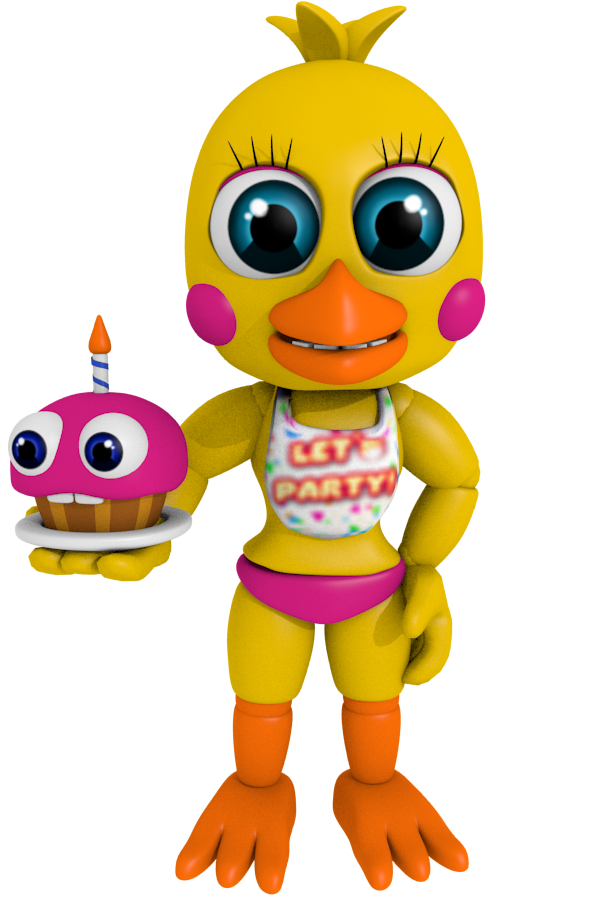 Adventure Toy Chica