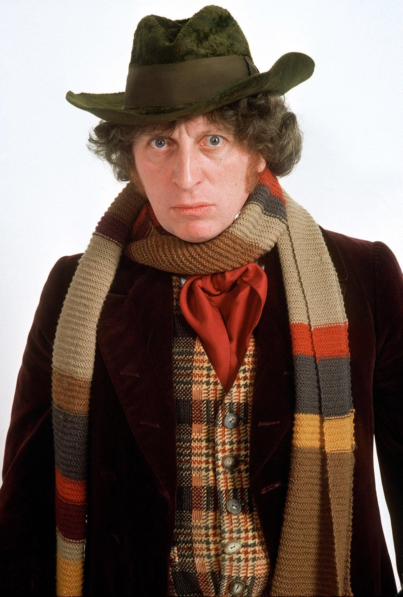 Tom Baker (4th Doctor)