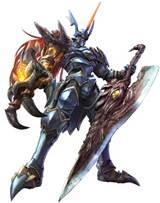 Knight of soul edge or nightmare