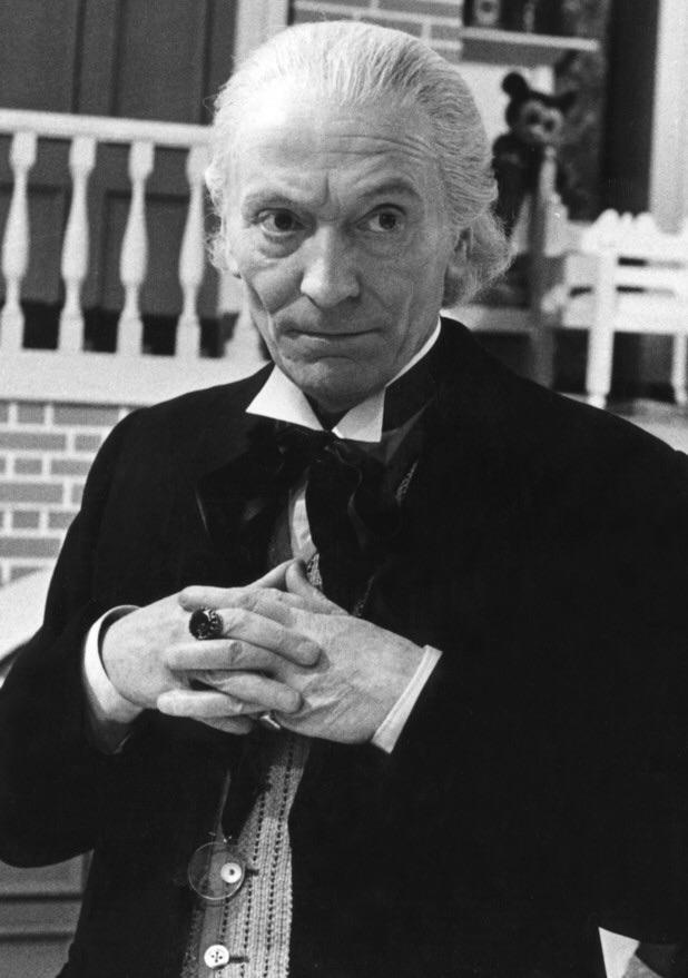 William Hartnell (1st  Doctor)
