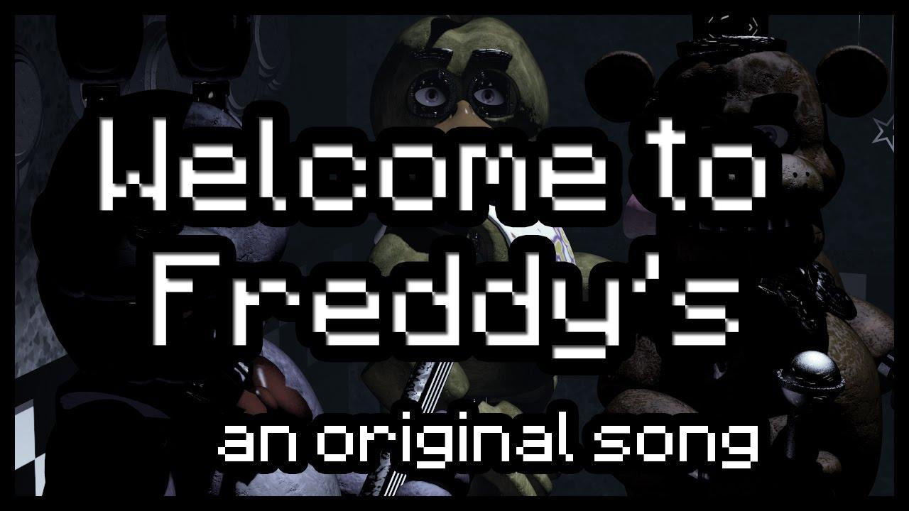 #14 Welcome to Freddy's