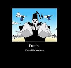 "Shinigami Sama ""Lord Death"""