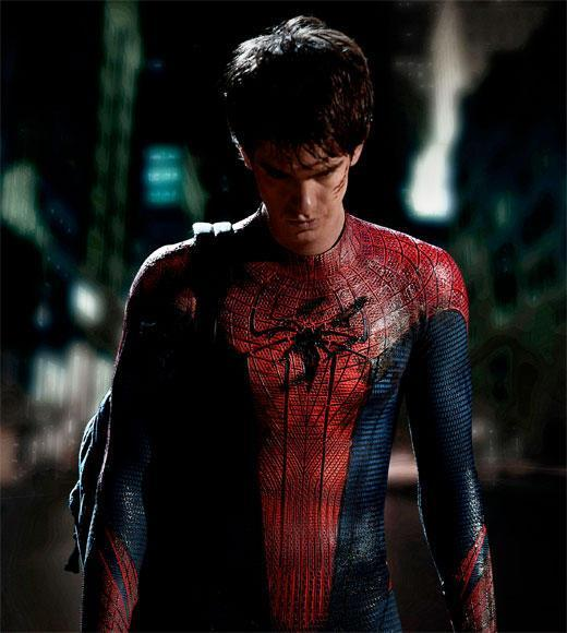 Andrew Garfield (The Amazing Spider-Man)