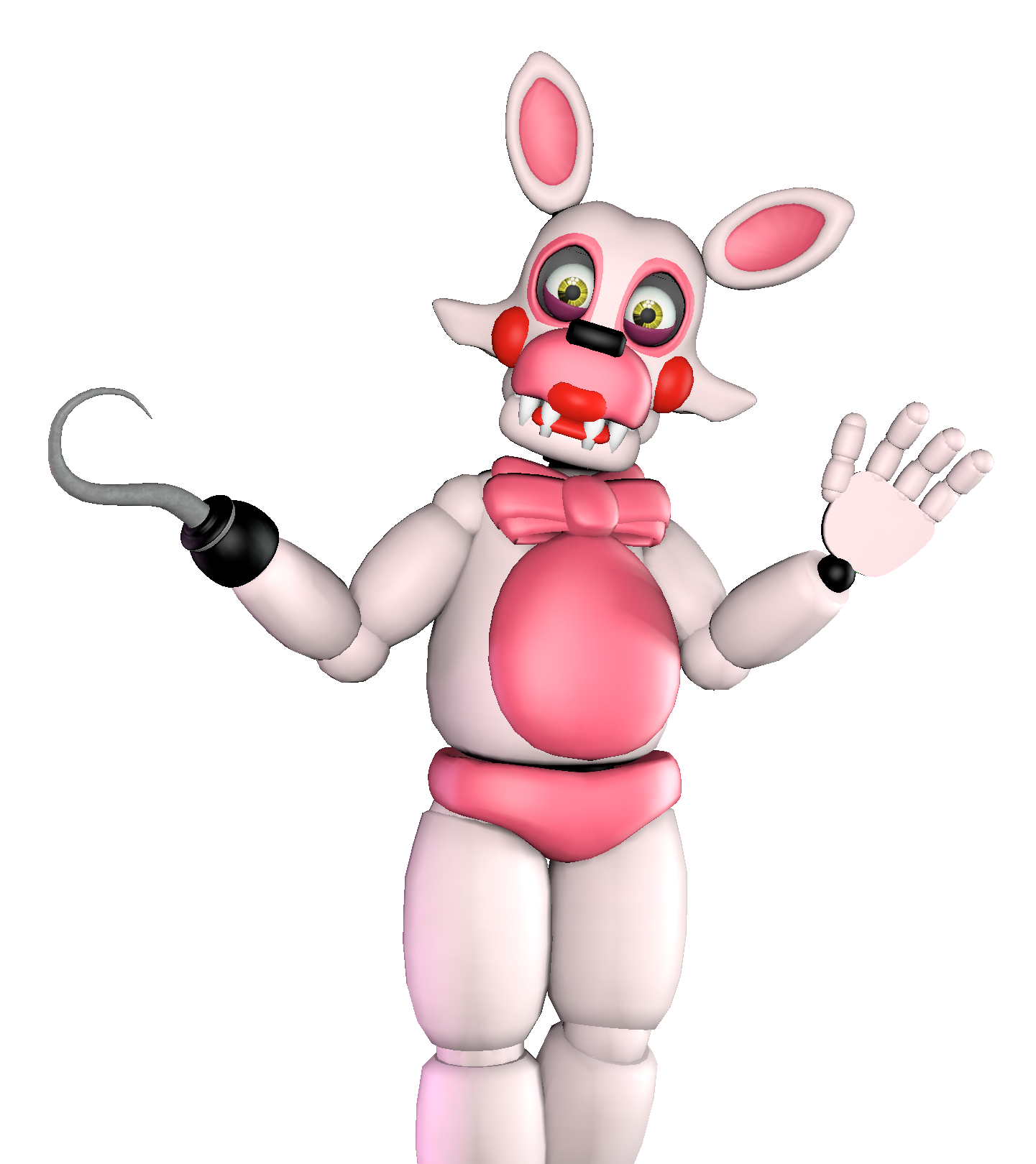 Mangle with the hook