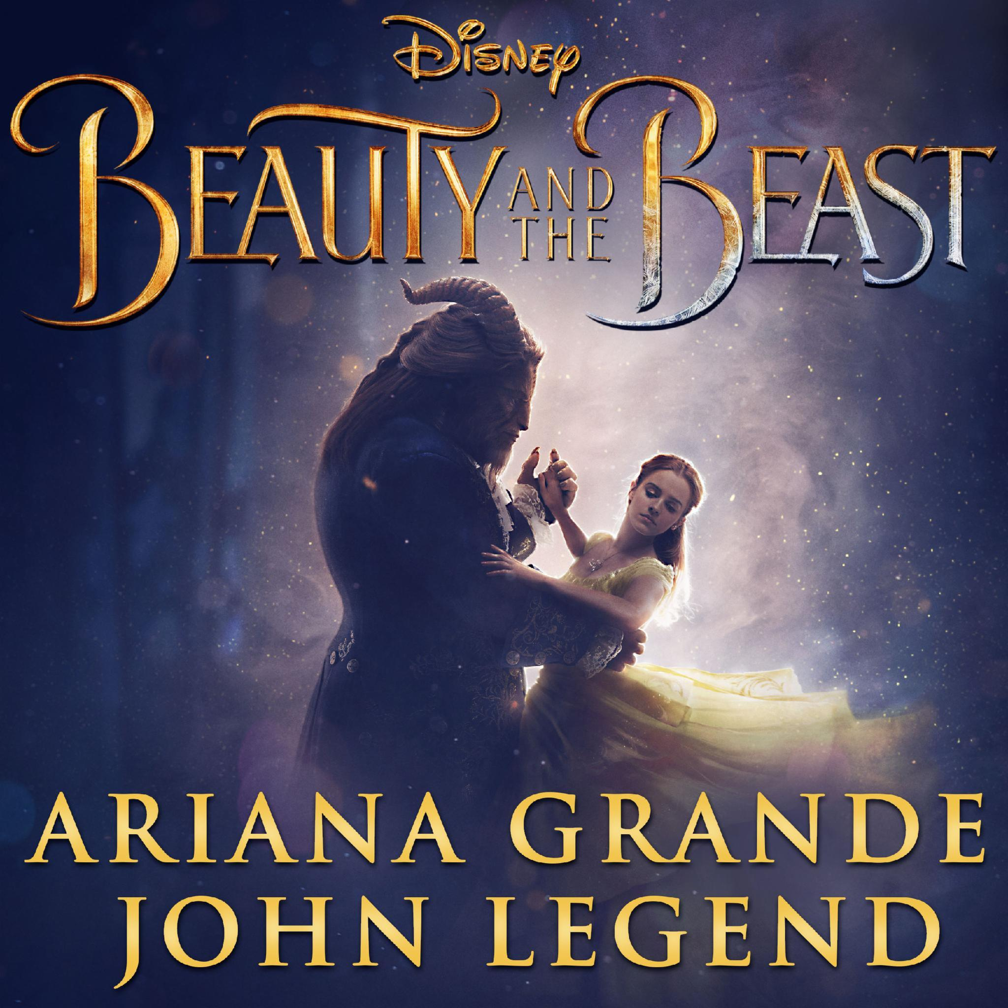 Beauty and the Beast by, Ariana Grande & John Legend