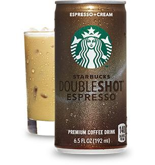 Double Espresso from Starbucks