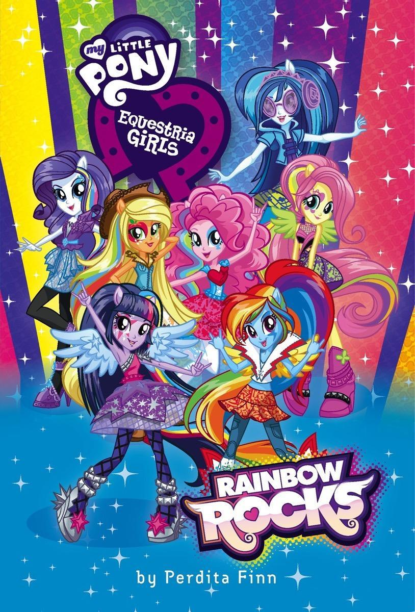 My little pony equestria girls will rock!