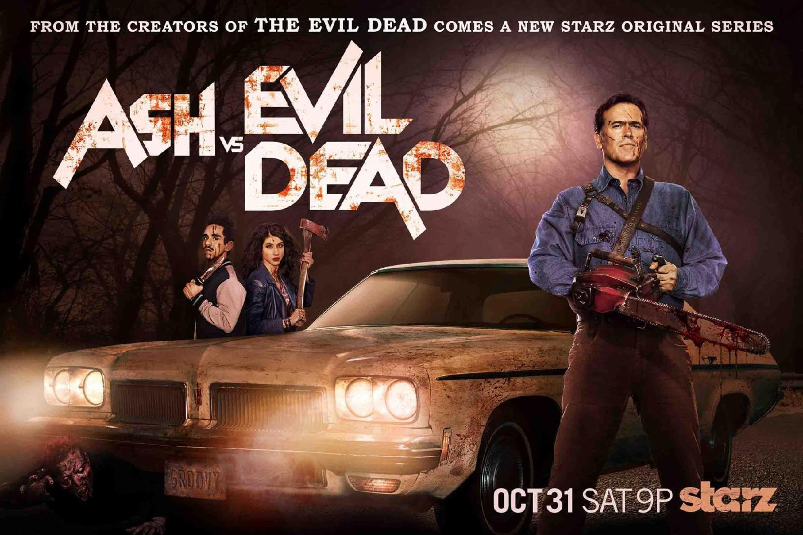 Ash vs Evil Dead TV series