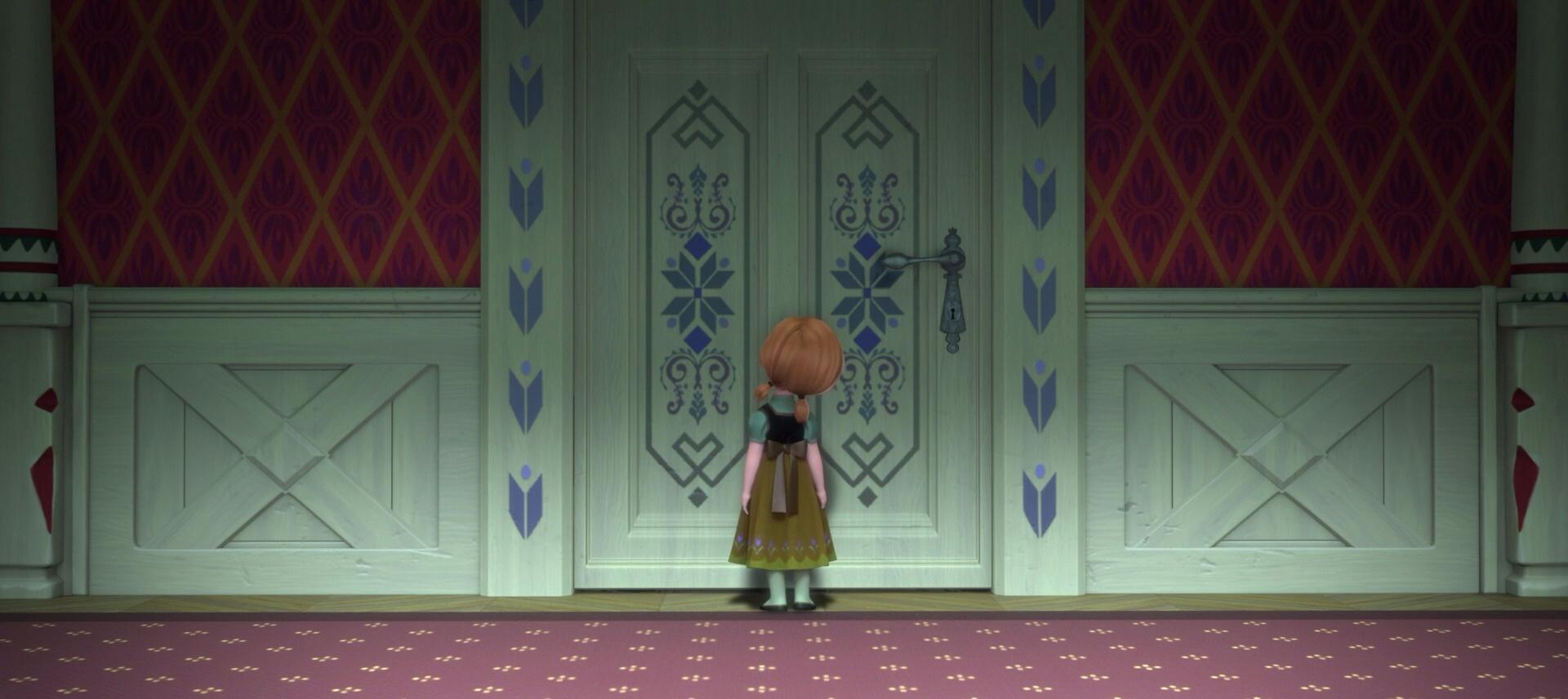 Do You Want to Build a Showman? (Princess Anna of Arendelle)