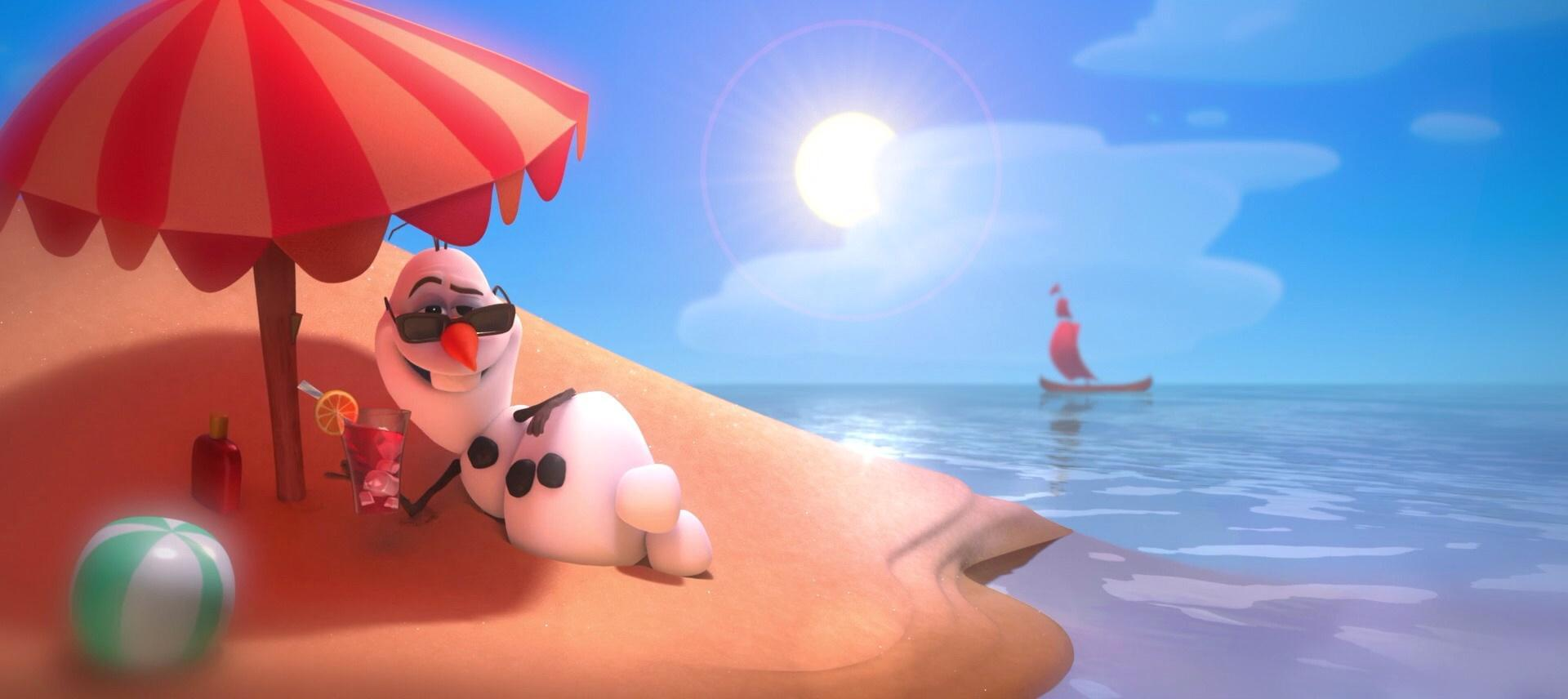In Summer (Olaf)