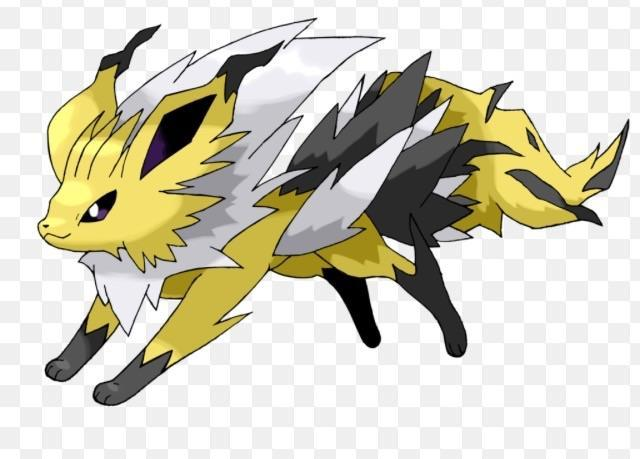 Mega Jolteon