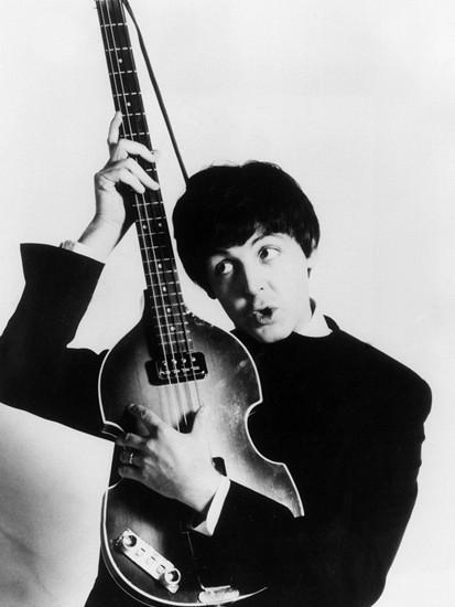 Paul McCartney!