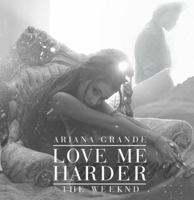 Love Me Harder: Ariana grande: weeks on: 2: peak: 4: last week: 4: