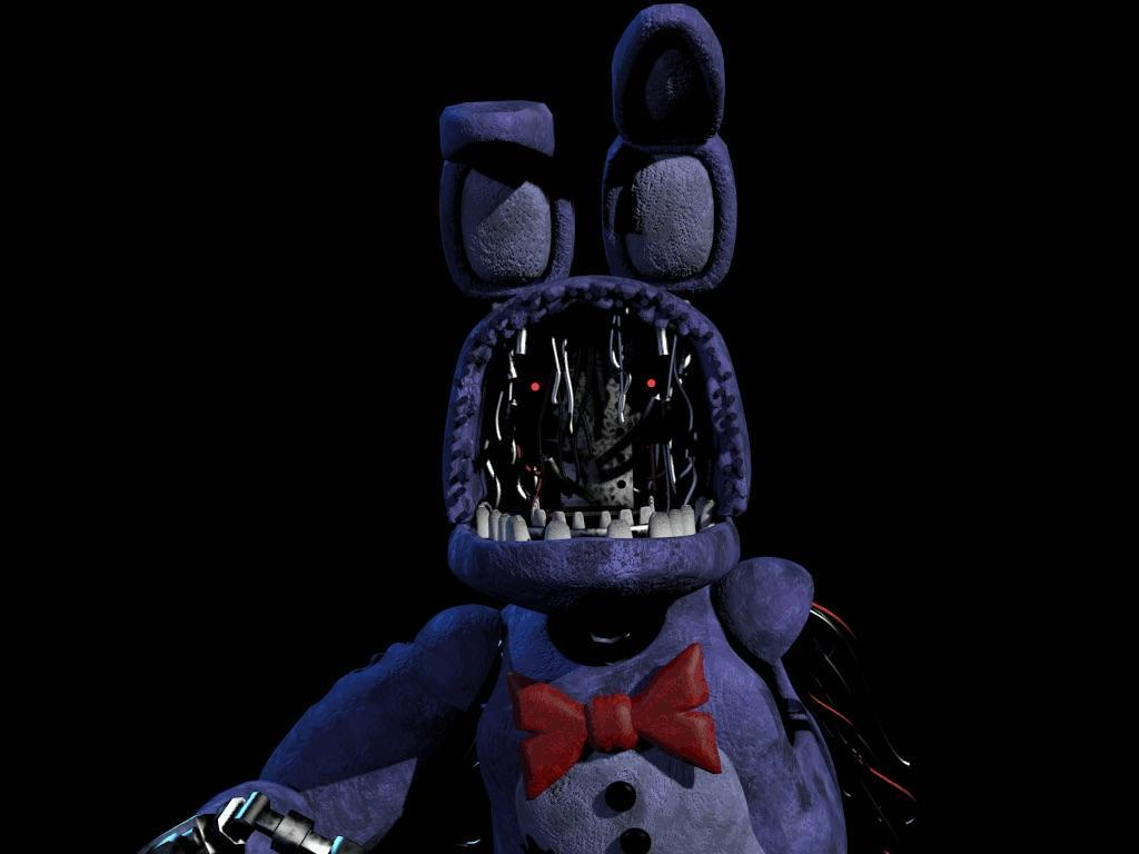 Bonnie from the second game