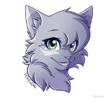 Dovewing, and she literally sees all