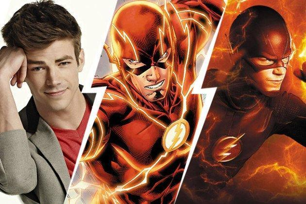 the flash (Barry Allan)