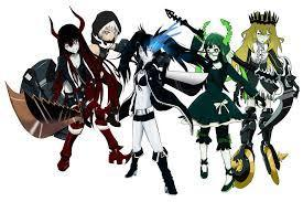 Other- Strength, Chariot, Black Rock Shooter, etc.