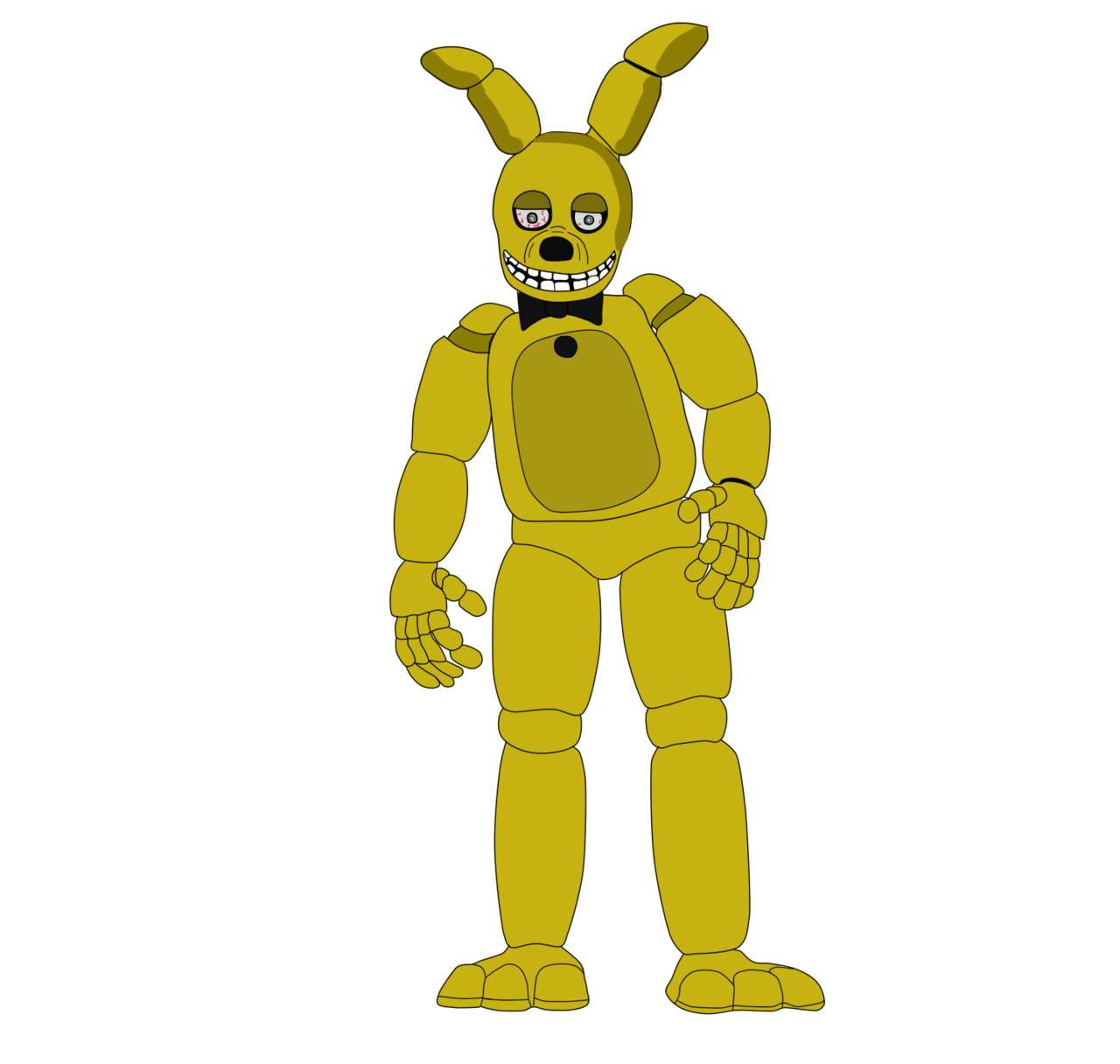 Spring Bonnie (Fixed Springtrap)
