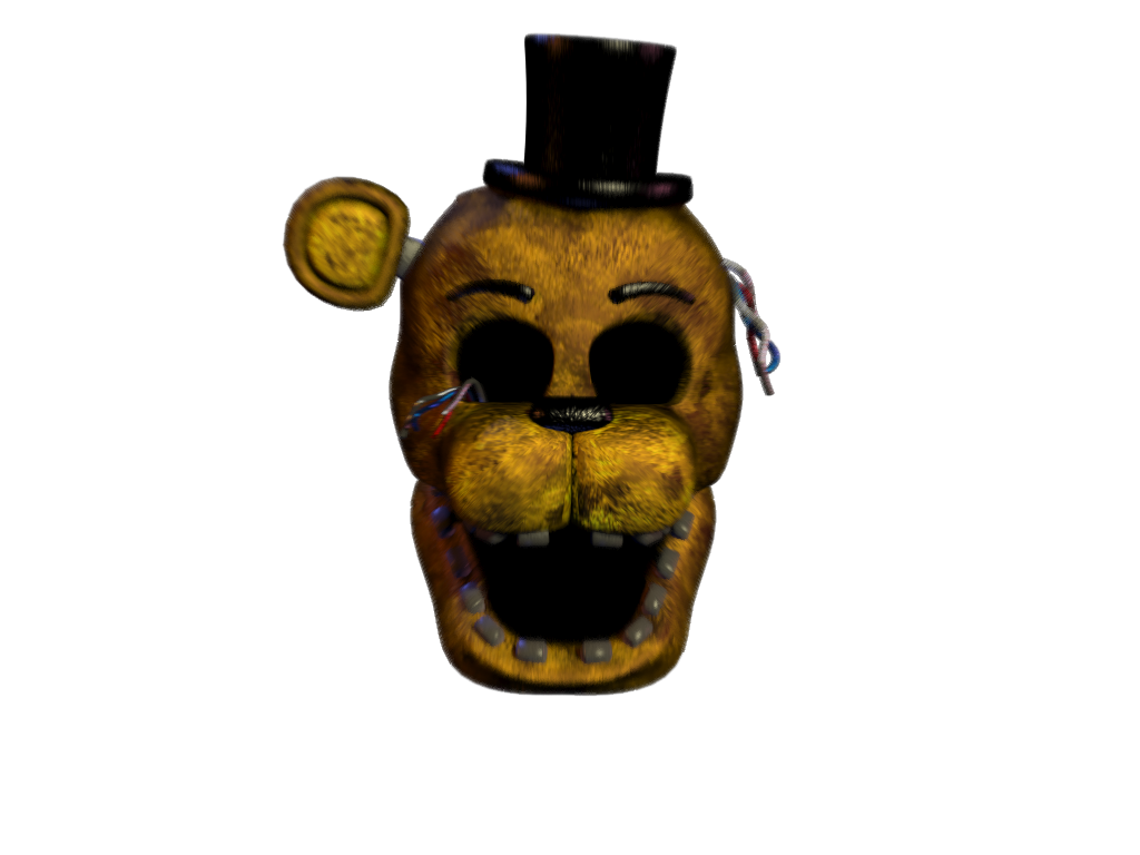 Old Golden Freddy
