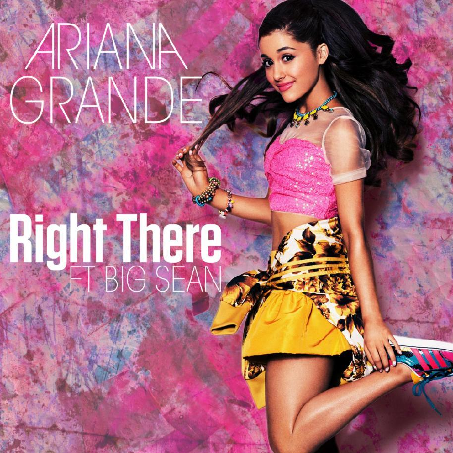 Right There by, Ariana Grande