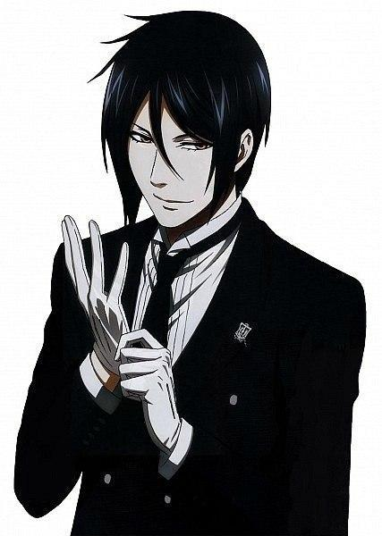 Sebastian Michealis - Black Butler (Might Not)