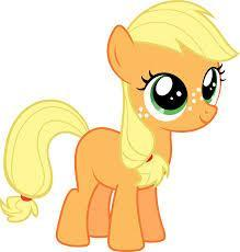 Applejack filly