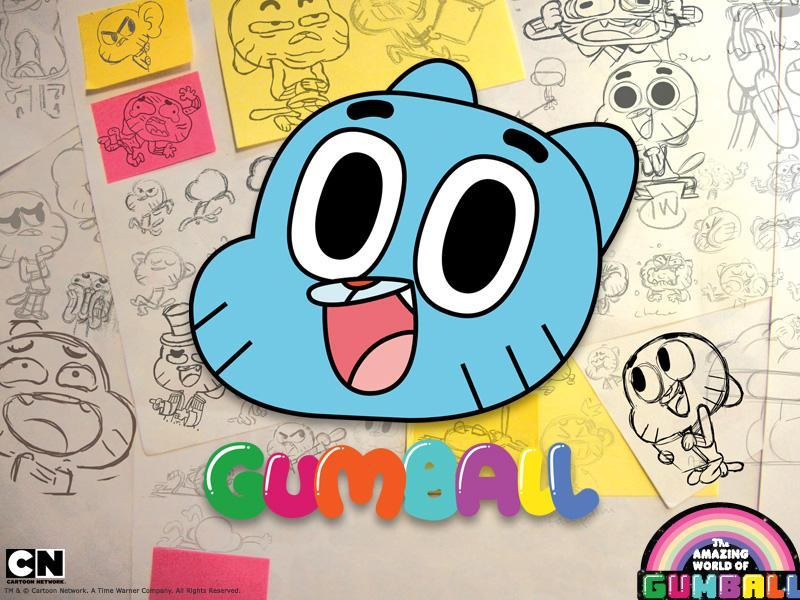 The Amazing World Of Gumball...