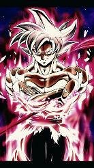 Ultra Instinct Goku Black