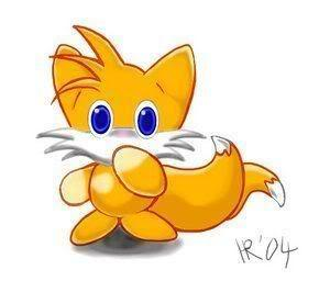 Tails the fox?