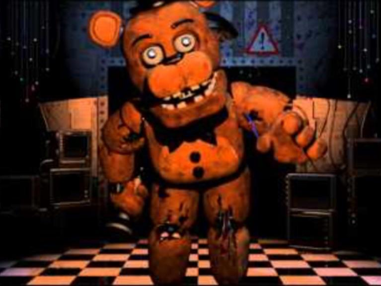 Withered/Old Freddy