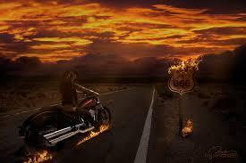 A highway to hell
