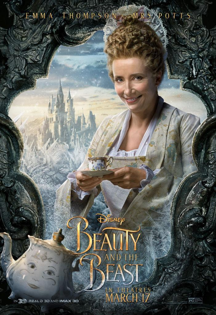 Beauty and the Beast by, Audra McDonald, Emma Thompson, etc.