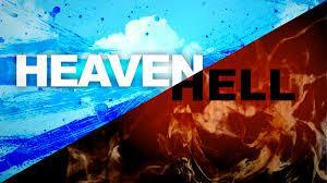 Going to heaven/hell