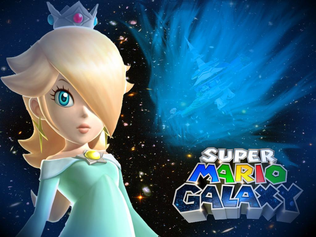 Rosalina  (she is cool)