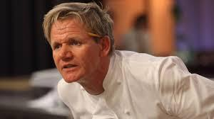 "Gordon Ramsay: ""You're the worst f*cking cook ever! I'd rather have a f*cking monkey cook for me."""