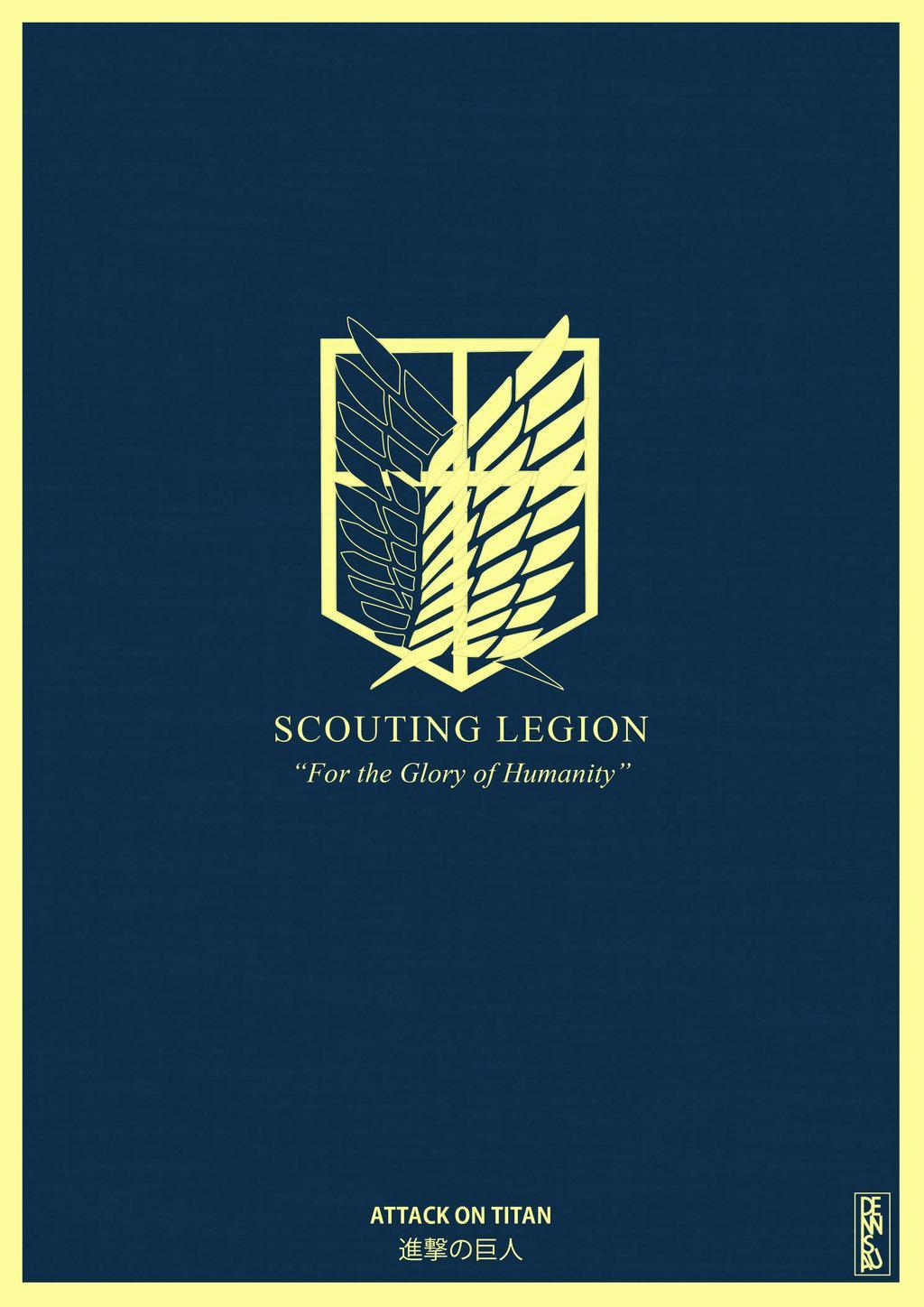 Recon Corps/Survey Corps/Scouting legion
