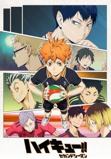 Haikyuu! Second Season