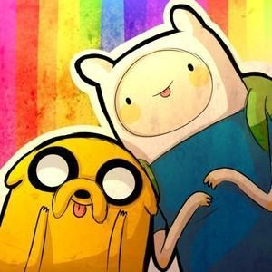 Adventure Time...