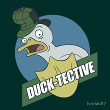 Ducktective #1