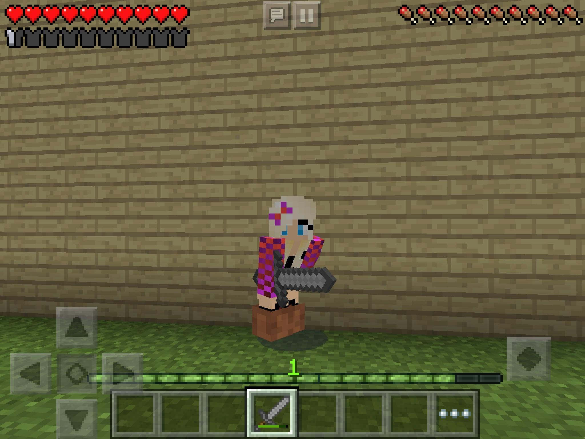 Minecraft me! (Normal)