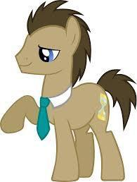 Time Turner or Doctor Whooves
